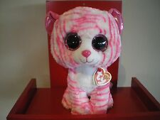 Ty Beanie Boos ASIA the tiger - MEDIUM 9 INCH NWMT - approx 25cms.