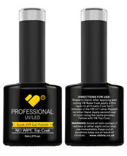 No Wipe Top Coat VB™ Line - UV/LED soak off gel nail polish