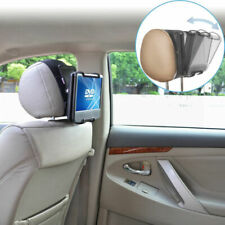 TFY Universal Car Mount Back Seat Holder with Angle- Adjustable for DVD Player