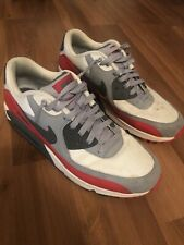 Nike Air Max 90 Men's Shoes Size 11.5 (Red/white/black)