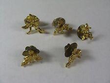 Five (5) Vintage Angel Pins