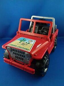 Véhicule voiture jeep bruder 1993 25cm