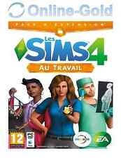 Les Sims 4 - Au Travail - The Sims 4 Get to Work Carte - EA Origin PC Clé - fr