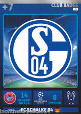 2014/15 Adrenalyn Xl Champions League Fc Schalke 04 Tarjeta No. 25