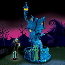 Tim Burton Nightmare Before Christmas Hawthorn Village JACK SKELLINGTON'S HOUSE