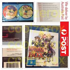 Medaka Box Season One EP1 - EP12 - Blu Ray - Aus Release