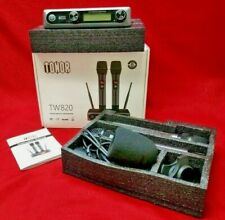 Tonor Tw820 Wireless Microphone Set