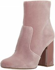 Nine West Women's Jilene Ankle Boot, Natural Fabric  US 9,5