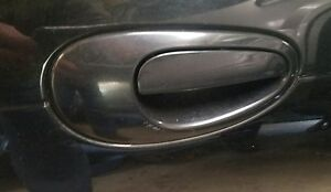 Chrysler 300m 2000 2001 2002 2003 04 passenger rear outside door handle PX8 9900