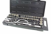 Kamasa Tools Brand New Socket Set 1/2 Drive Metric / Imperial AF & Whitworth