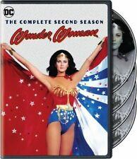 Wonder Woman - The Complete Second Season (DVD, 2017, 4-Disc Set)