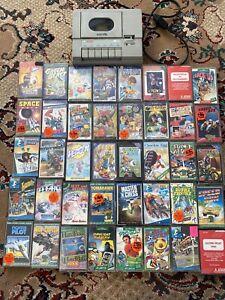 Atari Xc12 and games