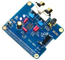 Raspberry pi 3 model B HIFI DAC+ Audio Sound Card I2S interface,For Pi3/Pi2