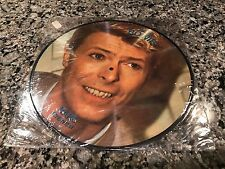 David Bowie Interview Picture Disc! Limited. Queen The Beatles Pink Floyd Prince