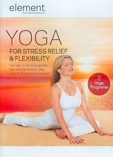 Element Yoga for Stress Relief Flex 0013132203799 DVD Region 1