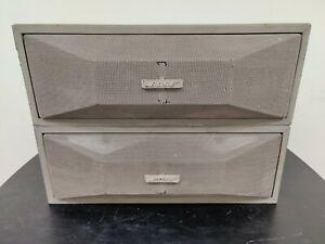 "GENUINE Pair BOSE 402-W Modular High-End Speaker 4.5"" Loudspeaker Driver"