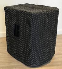 ALTO PRO TS218S TS 218S Sub Padded Black Covers Pair (2) - Qty of 1 = 1 Pair!!