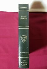 The Harvard Classics Deluxe Edition Famous Prefaces Registered Edition