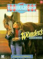 Wonder's First Race (Fantail Thoroughbred) By Joanna Campbell