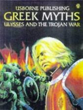 Greek Myths: Ulysses and the Trojan War (Usborne Gift Book)