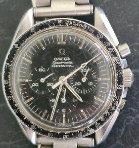 1968 Omega Speedmaster Professional Pre-Moon 145022-68ST DON Bezel Calibre 861