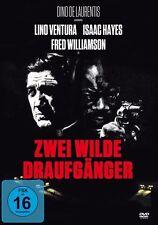 LINO VENTURA - ZWEI WILDE DRAUFGÄNGER   DVD NEU LINO VENTURA/FRED WILLIAMSON
