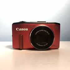 Canon PowerShot SX280 HS Camera Red