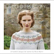 ROWAN BLOOMSBURY COLLECTION NINE BY MARIE WALLIN PATTERN BOOK