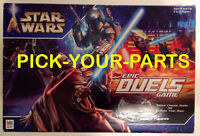 Replacement Parts Pieces 2001 MB Star Wars Epic Duels Board Game YOUR CHOICE