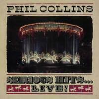 "Phil Collins - Serious Hits... Live! (NEW 2 x 12"" VINYL LP)"