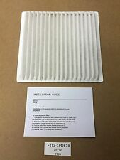 OEM Replacement Ford Mazda Cabin Air Filter FP65 F4TZ-19N619 CF1198 USA SHIP