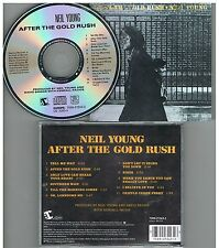 Neil Young ‎– After The Gold Rush CD Album
