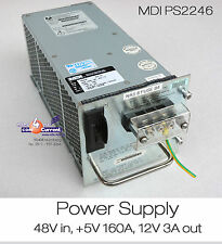 Alimentatore Power Supply 48v Lucent martek ps2246 4505-0082-001 tnt-sp-dc-h/ps2246