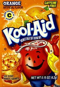 Kool-Aid Drink Mix Orange 200 Count