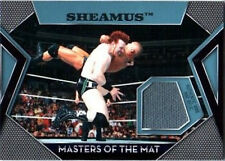 WWE Sheamus Topps 2011 Masters of the Mat Event Used Relic Card FD30