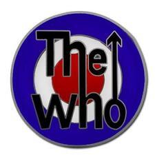 WHO, The:Target:METAL:BELT BUCKLE