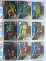 9 Goal Stoppers Complete set PANINI Adrenalyn Card FIFA World Cup Brazil 2014