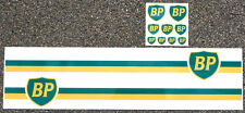 Tamiya Truck TANKER Trailer BP style decals