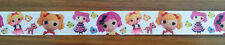 Brand New Lalaloopsy Print Grosgrain Ribbon - 5 Yards