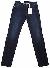MAC Jeans Skinny Jeans Femmes Pantalon Women Denim Pants 36 l30 HyperFlex Denim Bleu