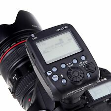 YONGNUO YN-E3-RT Speedlite Transmitter Controller Trigger F Canon YN600EX (II)