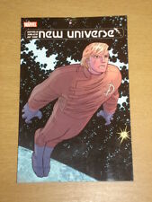 UNTOLD TALES OF THE NEW UNIVERSE MARVEL PETER DAVID GRAPHIC NOVEL 9780785121855