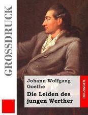 Die Leiden des Jungen Werther (Grodruck) by Johann Goethe (2013, Paperback,...