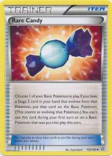 4x Pokemon Primal Clash Rare Candy - 135/160 - Uncommon Card