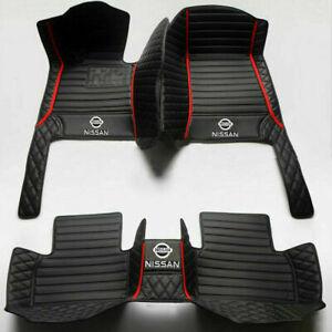 For Nissan Altima Kicks Rogue Sport Versa Xterra Car Floor Mat 2001-2021