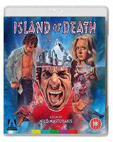 Isola Di Death Blu-Ray + DVD Nuovo (FCD1106)