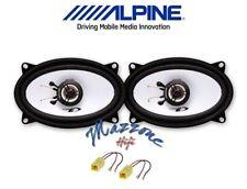 ALPINE SXE -4625S  KIT 2 CASSE ALTOPARLANTI OVALI per FIAT TIPO ANNI '90 AUTO