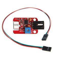 Geeetech Analog Voice Sound Sensor Module High Sensitivity sound detector & wire