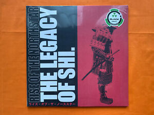 Rise Of The Northstar ‎– The Legacy Of Shi  Vinyl 2xLP Album ... New & Sealed