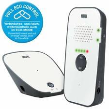 NUK Eco Control Audio 500, digitales Babyphone mit Eco-Mode, Babyfone